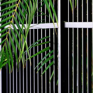 Aluminium fences Lamo