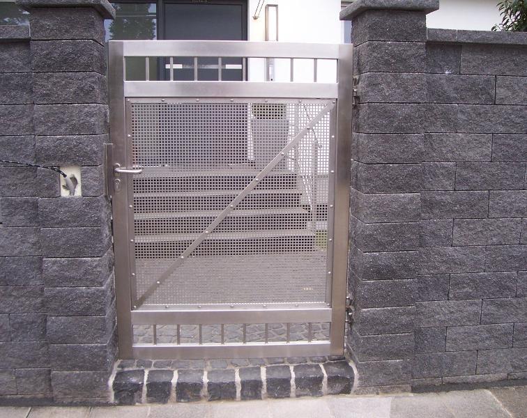 Aluminium fences and gates Lamo