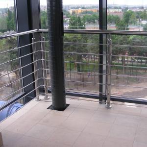 Indoor balustrade Lamo