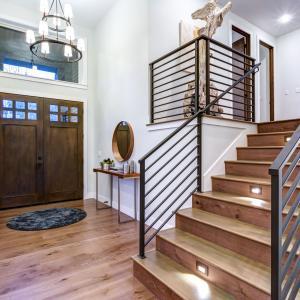 Stair balustrade and railing Lamo