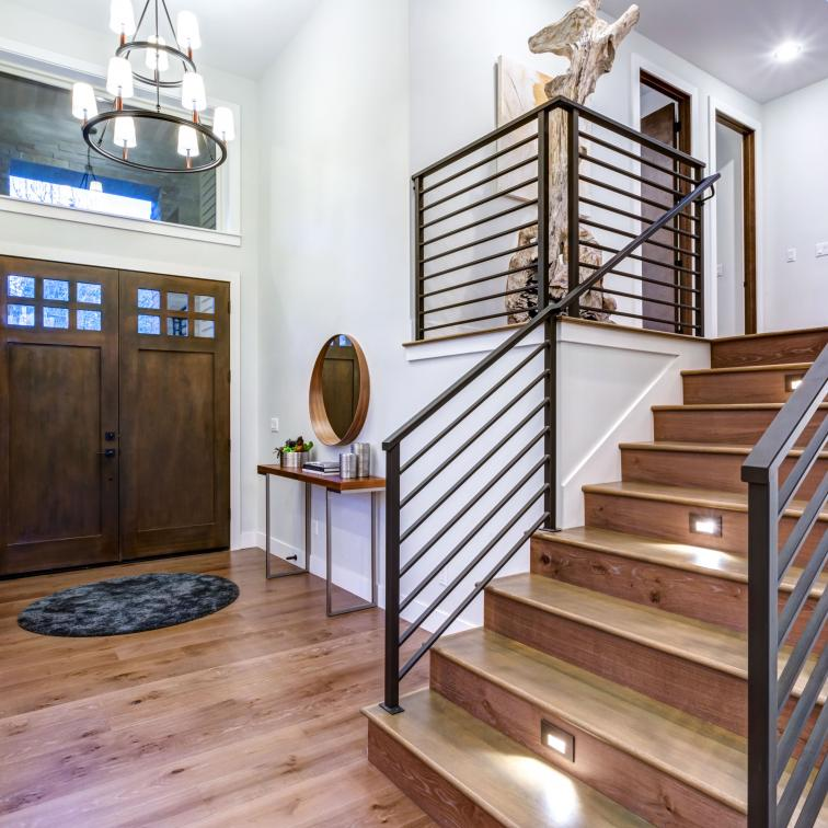 Stair balustrade and railing Lamo