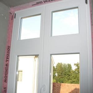 Aluminiowe okna Lamo