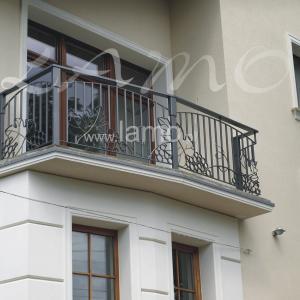 Balustrada na balkon Lamo