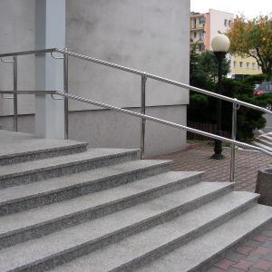 Balustrada na schody Lamo