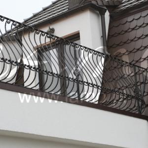 Balustrada na zewnątrz Lamo