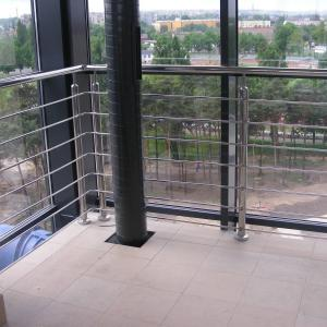 Balustrada wewnętrzna Lamo