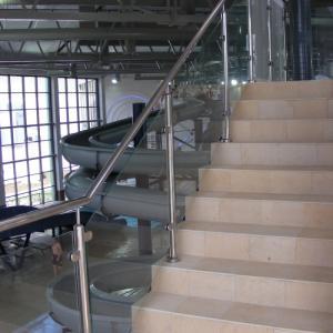 Balustrada wewnętrzna schodowa Lamo