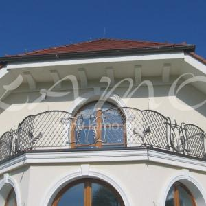Balustrady balkonowe industrial Lamo