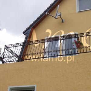 Balustrady balkonowe Lamo