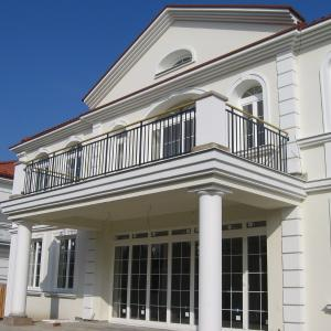 Balustrady balkonowe metalowe Lamo