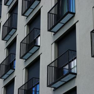 Metalowe balustrady Lamo