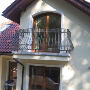 Balustrady na balkon Lamo