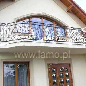 Balustrady na balkony Lamo
