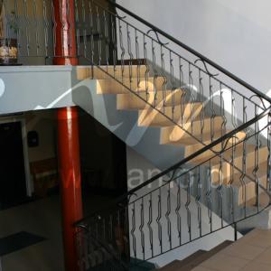 Balustrady schodowe na zamówienie Lamo