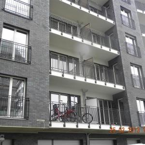 Barierki balkonowe Lamo