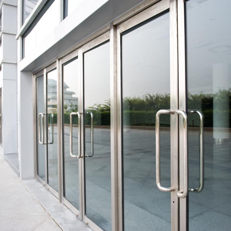Drzwi aluminiowe Lamo