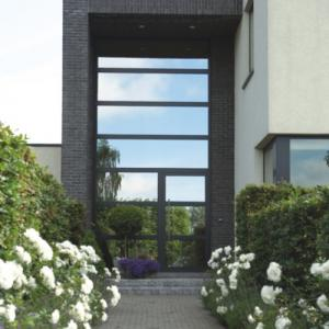 Drzwi aluminium Lamo