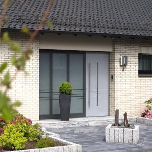Drzwi z aluminium Lamo