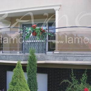 Klasyczne balustrady balkonowe Lamo