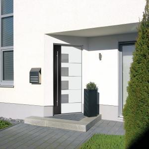 Konstrukcja drzwiowa aluminium Lamo