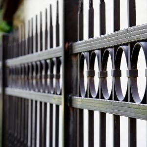 Ogrodzenia i bramy ze stali