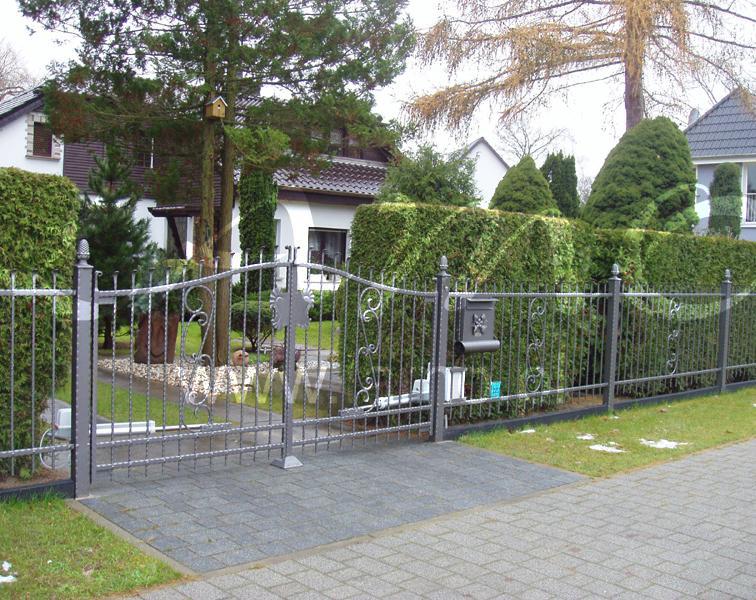 Ogrodzenia stalowe Lamo