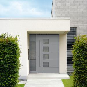 Stolarka drzwiowa aluminium Lamo