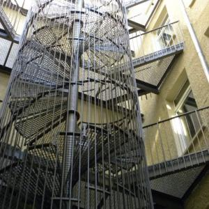 Spiral staircase Lamo 5