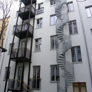 Spiral staircase Lamo 6