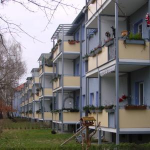 Steel balcony Lamo 10