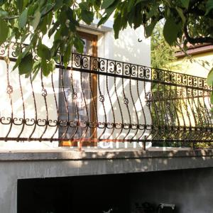 Balustrada balkon Lamo