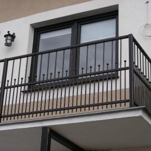 Balustrada balkon metal Lamo