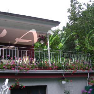 Balustrada Balkonowa Lamo